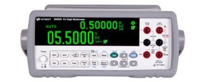 Keysight 34450A Digital Multimeter, 5.5 digit