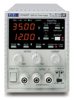 Aim-TTI CPX400S Bench/System DC Power Supply, PowerFlex Regulation, Smart Analog Controls Single Output, 60V/20A 420W, No Interfaces