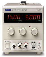 Aim-TTI EL301R Bench DC Power Supply, Linear Regulation, Analog Controls 30V/1A Single