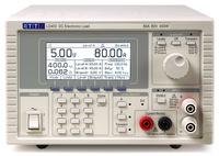Aim-TTI LD400P Electronic DC Load, 80V, 80A, 400W with analogue and digital control, USB, RS232, LAN (LXI) and GPIB