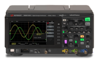 Keysight DSOX1202A InfiniiVision 1000 X-Series Oscilloscope, 2Ch, 70 MHz, upgradeable to 200 MHz