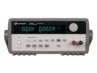 Keysight E3644A DC power supply, dual range: 0-8V/ 8 A and 0-20V/ 4 A, 80 W. GPIB, RS-232