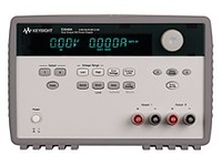 Keysight E3648A DC power supply, dual output, dual range: 0-8V/ 5A and 0-20V/ 2.5 A, 100 W. GPIB