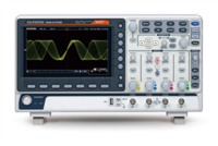 GW Instek_GDS-2204E 200MHz, 4-Channel, Digital Storage Oscilloscope
