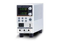 GW Instek_PFR-100L - 50V/10A/100W Fanless Multi-Range D.C. Power Supply