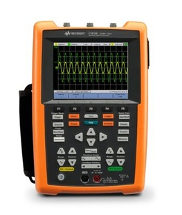Keysight U1610A Handheld Digital Oscilloscope, 100MHz